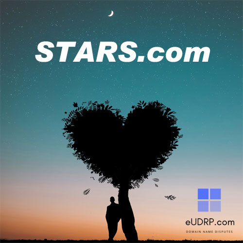 UDRP filed over Stars.com, another attempt of domain hijacking